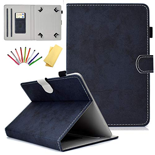 Uliking Universal Case for 9.5-10.5 inch Android iOS iPad Tablets, Folio Stand Cover for 9.6