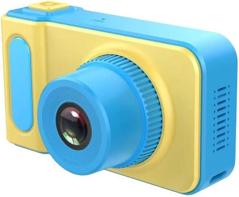 Viñedo Cámara Digital para niños cámara Mini cámara réflex Juego ...