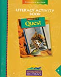 Reading, Grade 6 Lit Activity Book, J. David Cooper and John J. Pikulski, 039591499X