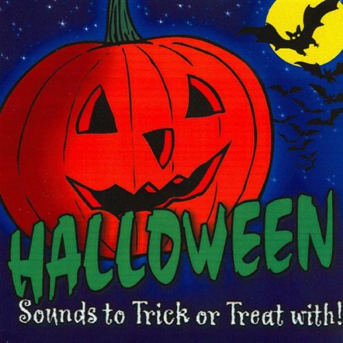 Scary Halloween Ambience for Trick or Treat on October 31st -