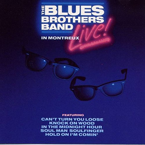 BLUES BROTHERS - The Blues Brothers Band - Live In Montreux - Wea - 9031-71613-1 - Zortam Music