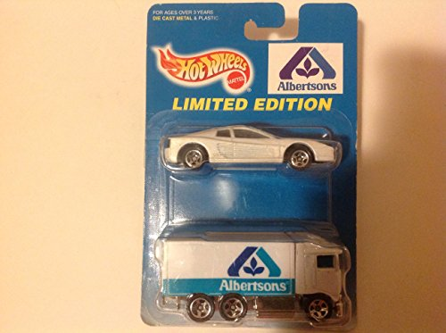 hot-wheels-albertsons-limited-edition-2-pack-ferrari-testarossa-white-hiway-hauler-white