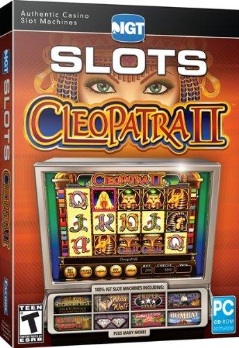 IGT Slots Cleopatra AMR II ()