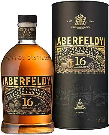 Aberfeldy - Single Highland Malt Scotch - 16 year old Whisky