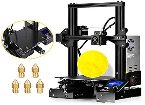 3d Ender – 3X (Ender – 3 versión actualizada) impresora 3D con ...