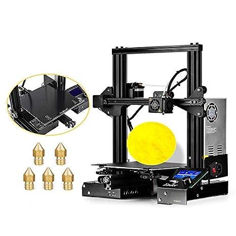 3d Ender - 3X (Ender - 3 versión actualizada) impresora 3D ...