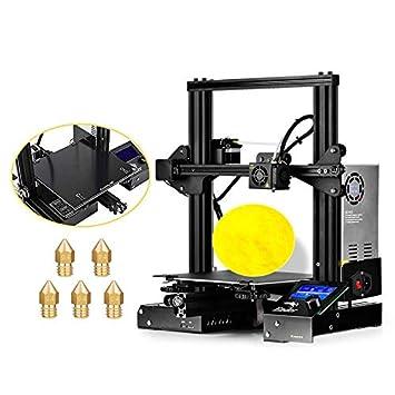 3d Ender - 3X (Ender - 3 versión actualizada) impresora 3D con ...