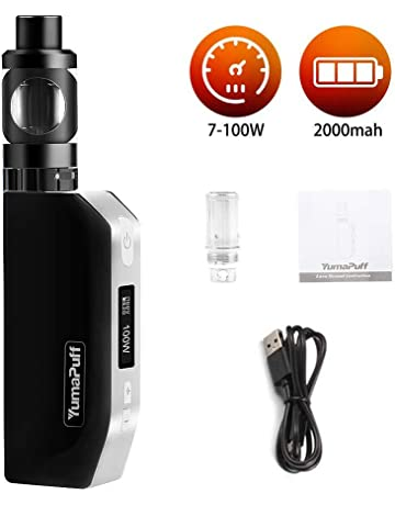 Cigarrillo electrónico Vaping Kit E-Cig Vapor E Cig Mod Kit YumaPuff Lava 7-