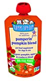 Nummy Tum Tum Organic Pampering Pumpkin Blend Pet Food, 4 Ounce