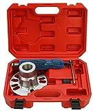 8milelake Hydraulic Wheel Hub Puller with Hammer Tool Kit 10 Ton