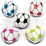 Baker Ross Minibalones de fútbol Blandos para niños Bolsas Sorpresa de  Fiestas Infantiles (Pack de 2a0c623f372ad
