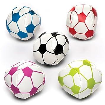 Baker Ross Minibalones de fútbol blandos para niños ...