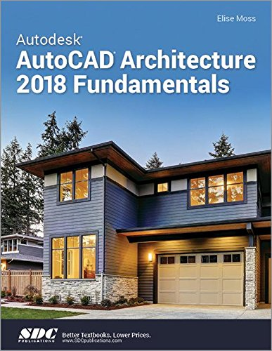 Autodesk AutoCAD Architecture 2018 Fundamentals