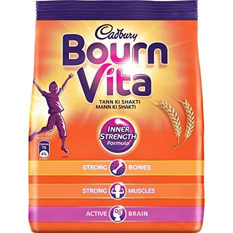 Cadbury Bournvita Inner Strength Formula Refill Pack – 500g