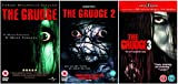 The Grudge Trilogy Complete collection - A horror film based on the Japanese film 'Ju-on' (2003) by Takashi Shimizu