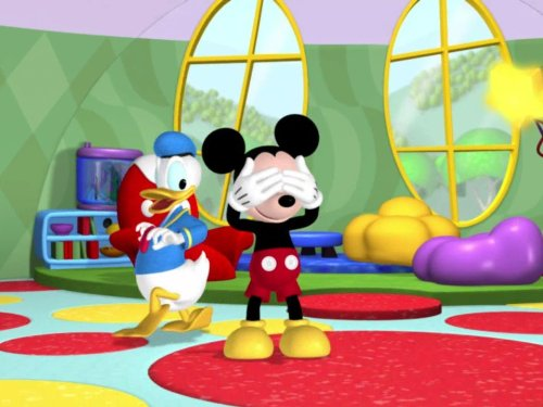 Disney Mickey Videos (Mickey-Go-Seek)