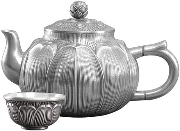 Tetera Juego de té Cafetera - Vaso de vino tinto - Juego de tetera ...