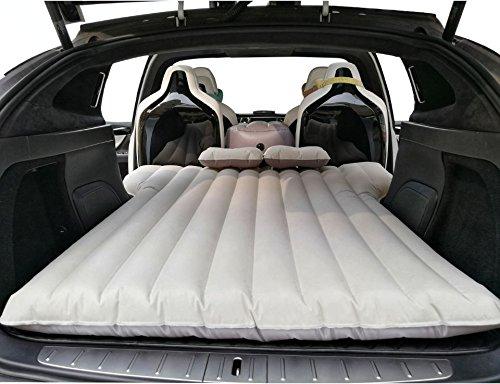 kampierendes reisendes Luft-Bett Auto-Inflation-Bett verl/ängerte Luft Couch mit 2 Luft-Kissen f/ür Sitz des Modell-X 6 Topfit Auto-aufblasbare Auto-Matratze