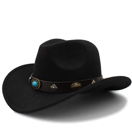 Otoño Invierno Cálido Gorras 2018 Nuevo Sombrero de Vaquero ...