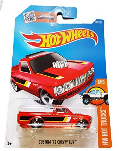 72 chevy truck toy - 3