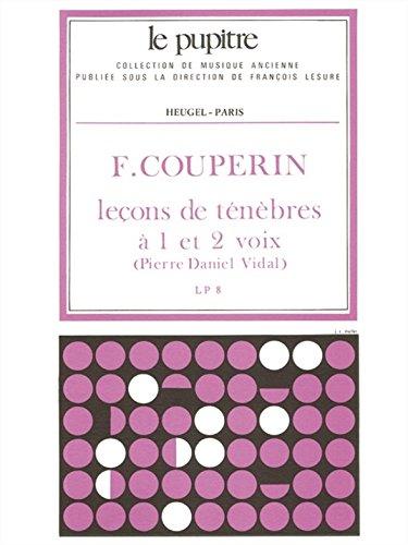 Lecons De Tenebres [Pdf/ePub] eBook