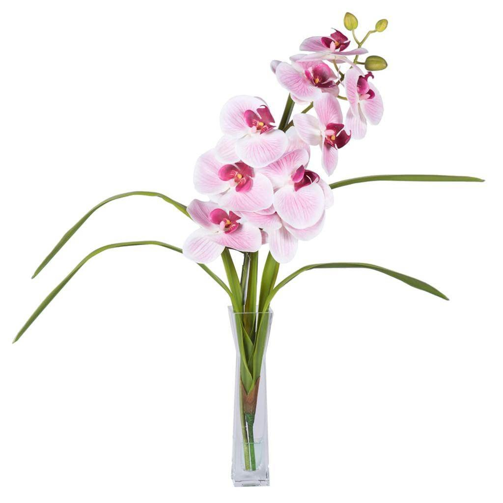 Vickerman F12243 Pink Orchid Everyday Floral