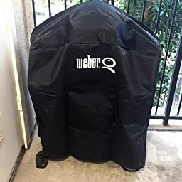Amazon Com Weber 51210001 Q1200 Liquid Propane Grill