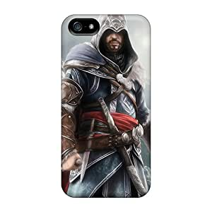 NKSell IVW349qfvR Case For Iphone 5/5s With Nice Assassins Creed Iii Appearance