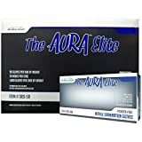 Aura DDS-502-CASE Elite Powder Free Nitrile Premium Exam Gloves, Small, Blue (Pack of 2000)