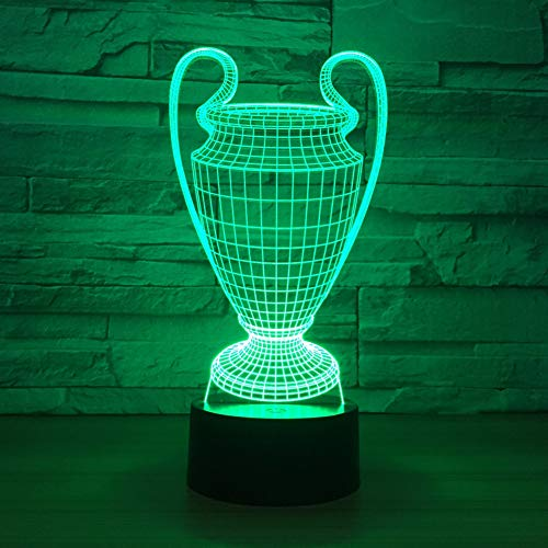 GTY TOEWR 3d Remote Control Lamp, Crystal Creative Gift Nightlight Children's Birthday Party Atmosphere Lamp-Bluetooth Speaker by GTY TOEWR