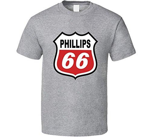 Phillips 66 T Shirt 3Xl Sport Grey