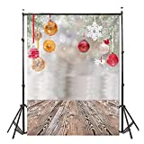 SODIAL(R) Vinyl Valentine Day Christmas Photography Backdrop Photo Background