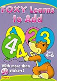 img - for Preschool Sticker Activity book: Foxy Learns to Add book / textbook / text book
