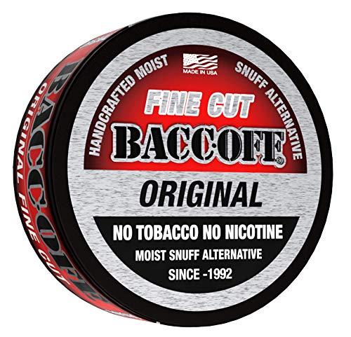 ne Cut, Premium Tobacco Free, Nicotine Free Snuff Alternative (10 Cans) ()