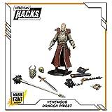Vitruvian HACKS Lord Vehemous 4-Inch Action Figure