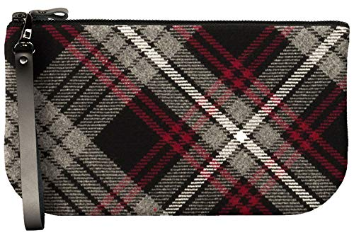 iPad Bag Lang Auld to Fit Large Syne Tartan Enough Leather Small in Clutch Mini a1wExHEq7