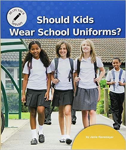 Descargar En Español Utorrent Should Kids Wear School Uniforms? Novelas PDF