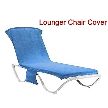 HIANG256 Chaise Longue Chaises Housse de Coussin ...