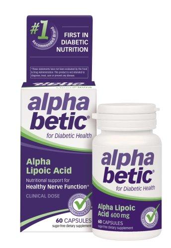 alpha betic Alpha Lipoique Acide,