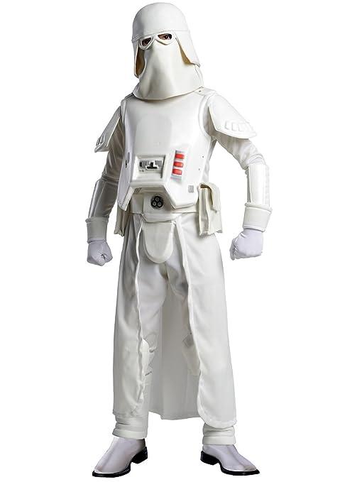 Costume da Snow trooper Star Wars da bambino costume cosplay carnevale  halloween star wars travestimento cosplay guerre stellari prodotto  ufficiale star ... 9231dfe5517b