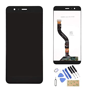 3241ce56e5a014 Générique Ecran Huawei P10 Lite, LCD Digitizer + Vitre Tactile Assemblé  Remplacement Compatible avec Huawei
