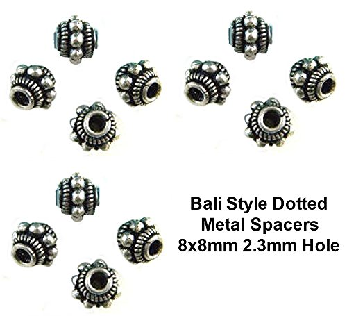 Dotted Spacer - 6