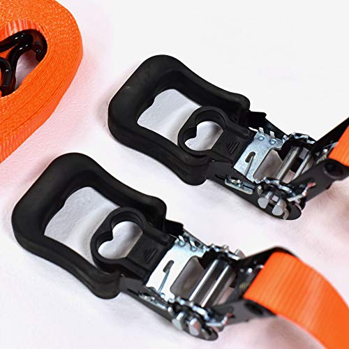 Extra Wide Handle Ratchet Tie Down by EmpireCovers (Image #1)