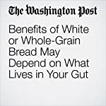 Benefits of White or Whole-Grain Bread May Depend on What Lives in Your Gut | Tina Hesman Saey