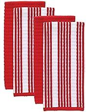 T-Fal Textiles 100% Cotton Fiber Reactive Printed Kitchen Dish Towel
