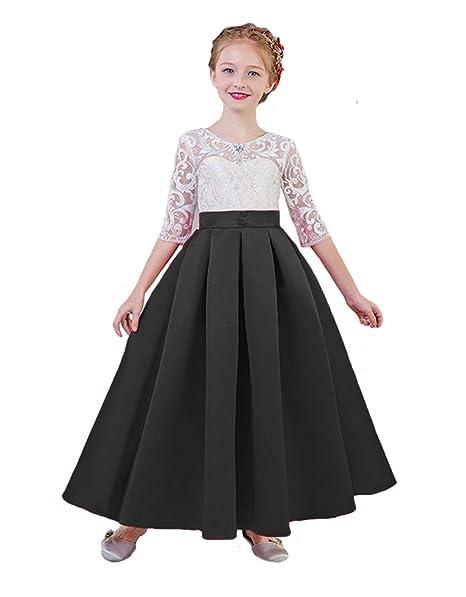 Amazon.com: KoKoHouse - Vestido de primera comunión con ...