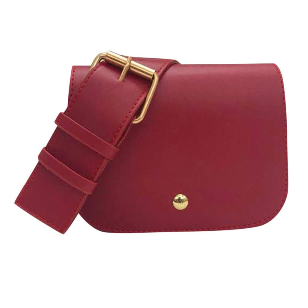 Kecar Shoulder Bag Waist Bag Fashion Belt Bags Coin Purse Bag Handbag Messenger Bag Crossbody Bag for Mobile Phone Bag Office Women Travel Dinner Student Girl Wedding Party Shopping
