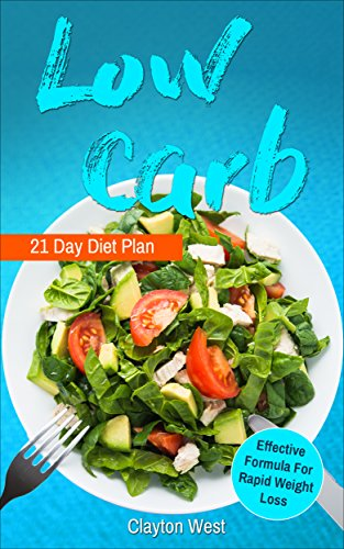 Download Low Carb: Cookbook 21 Day Diet Plan: The Most ...