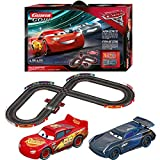 Carrera GO!!! Red Champions 1:43 Scale Electric Powered Formula 1 Slot Car Race Track Set 17 Feet