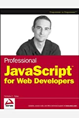 Professional JavaScript for Web Developers (Wrox Professional Guides) Kindle Edition